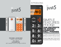 Just5 J509 Brochure
