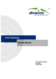 Alvarion SIP R2J User Manual