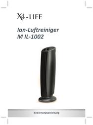 X4-LIFE M IL-1002 700978 Data Sheet