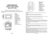 Emprex BPF-106D User Manual