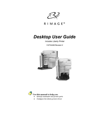 Rimage 110716-000 User Manual