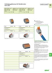 Wago 222-412 Data Sheet