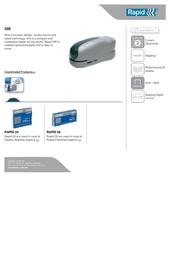 Rapid 20E 23301700 Leaflet