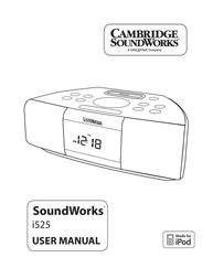 Cambridge SoundWorks I525 User Manual