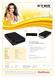 ICY BOX IB-2536STS 25352 전단