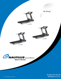 Nautilus t516 User Manual
