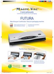 Flaem Futura VB02PK1 Leaflet