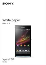 Sony SP C5303B/ET967/R User Manual