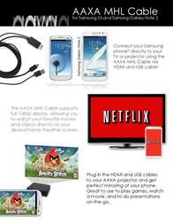 AAXA Technologies KP-250-06 Leaflet