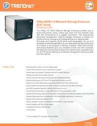 Trendnet TS-S402 User Manual