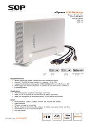 SQP DE-3U3-4T Leaflet