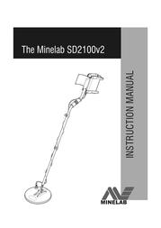 Minelab SD2100v2 User Manual