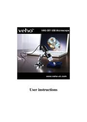 Veho Microscope VMS-001 User Manual