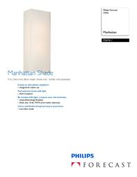 Philips Forecast F5474/ / F5474 Leaflet