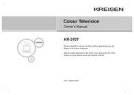 Kreisen KR-370T User Manual