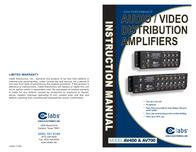 CE labs av400 Leaflet