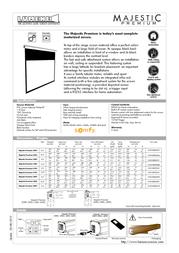 Lumene Majestic Premium 270V LUMMAJ270VPRE Leaflet