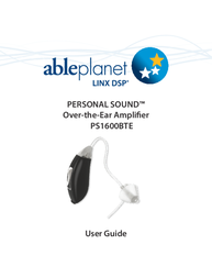 Able Planet PS1600BTE User Manual