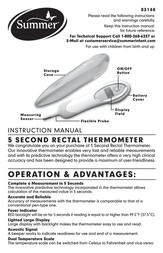 Summer Infant 3140 User Manual