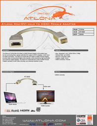 Atlona AT13020 Leaflet