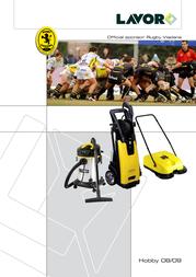 Lavorwash Multiper 4 8.203.0015 User Manual