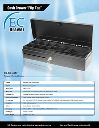 EC Line EC-CD-4617D Leaflet