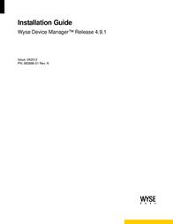 Wyse Personal Computer 883886-01 Manual De Usuario