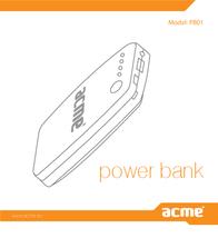 ACME PB01 User Manual
