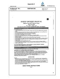 Intex Development Company Limited AP619RW Manuale Utente