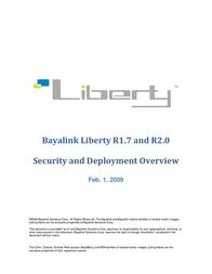 Bayalink Liberty 5 u LBY05 User Manual