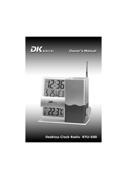 DK digital rtu-500 User Guide