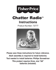 Fisher Price 72777 User Manual
