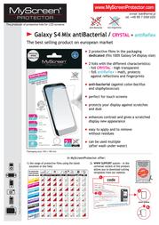 MyScreen Mix antiBacterial 5907996003259 产品宣传页
