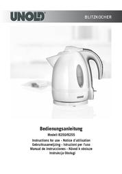 Unold Blitzkocher 8250 User Manual