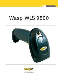 Wasp WLS9500 User Manual