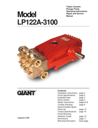 Giant Router LP122A-3100 User Manual