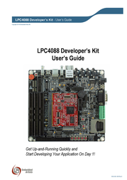 Embedded Artists LPC4088Developer's Kit EA-OEM-510 EA-OEM-510 Data Sheet