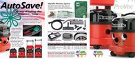 Numatic PVT 220A PVT220A Leaflet
