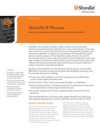 ShoreTel IP212k 10199 User Manual