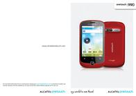 Alcatel 990X 990X-2NALDE1-S40 User Manual