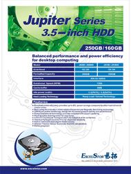 ExcelStor ESJ9250/ESJ9160 ESV8160-1 Leaflet