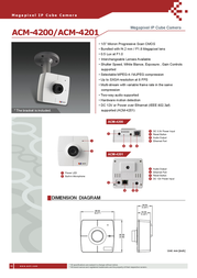 ACTi ACM-4200 Leaflet