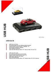 Peros USB-HUB96 Leaflet