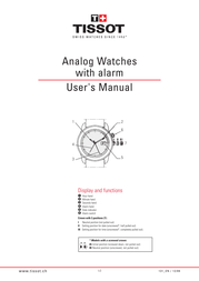 Tissot 131_N/12/09 User Manual