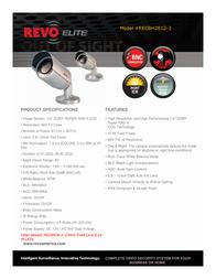 Revo RECBH2812-2 Leaflet