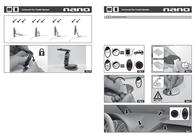 Delite HALTERUNG NANO MC-20001 Leaflet