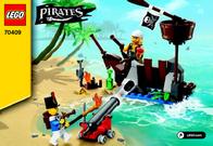 Lego Pirates LEGO® PIRATES 70409 V. SCHIFFSWRACKS 70409 Data Sheet