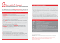 Avira AntiVir Professional, 1 users, 1 Year 01WORK_1_9 Leaflet