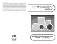 MTX cd520c User Guide