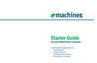 eMachines 8513036 User Manual